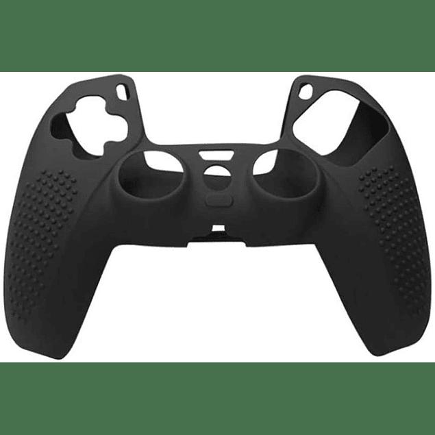 Silicona Premium Protector Control Ps5 Dualsense + Analogos