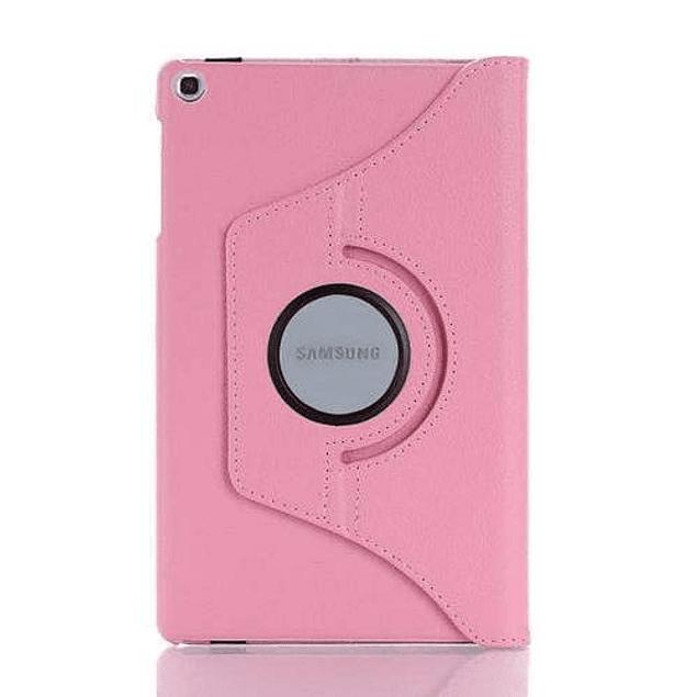 Funda Giratoria 360 Rosa Galaxy Tab A 8 S Pen P200 P205