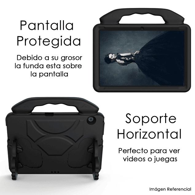 Funda Carcasa Niños Anti Golpes Violeta iPad 10.2