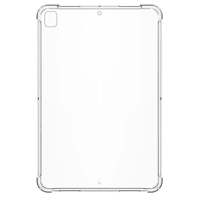Carcasa Protector Transparente Reforzado iPad 10.2 7ma y 8va Generación