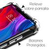 Carcasa Transparente Antigolpes Reforzada TPU Samsung Galaxy A12