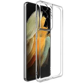 Carcasa Transparente Premium TPU 2mm Samsung Galaxy S21 Ultra