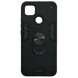 Carcasa Resistente Armor Antigolpes Negro Xiaomi Redmi 9C