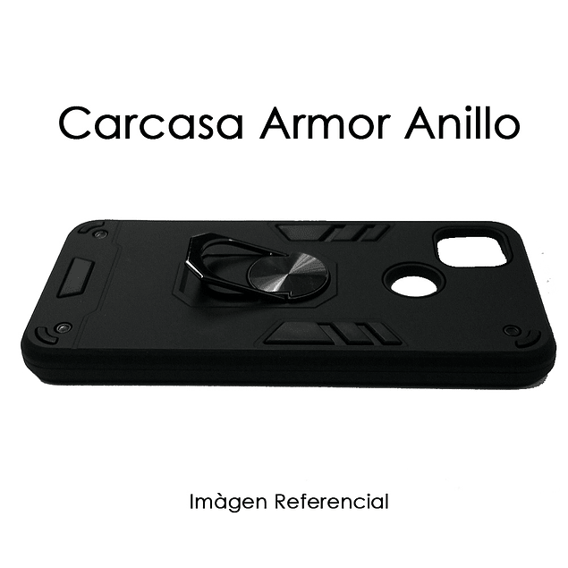 Carcasa Resistente Armor Antigolpes Fucsia Xiaomi Redmi 9C