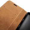 Carcasa Flipcover Negro Premium Moto G9 Plus