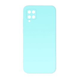 Carcasa Silicona Aqua Interior Suave Samsung Galaxy A12