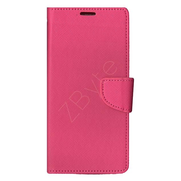 Carcasa Billetera Flipcover Fucsia Samsung Galaxy A12