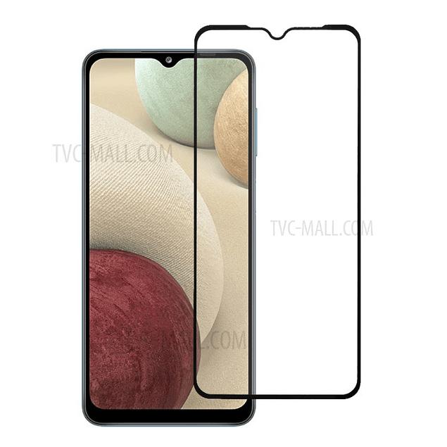 Mica Vidrio Templado Completo Full Samsung Galaxy A12