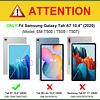 Funda Estuche Gato Galaxy Tab A7 10.4 T500 T505