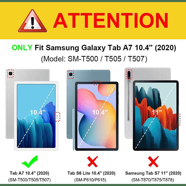 Funda Estuche Dont Touch Galaxy Tab A7 10.4 T500 T505