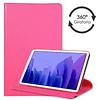 Funda Giratoria Fucsia Galaxy Tab A7 10.4 T500 T505