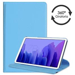 Funda Giratoria Celeste Galaxy Tab A7 10.4 T500 T505