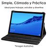 Funda Giratoria Fucsia iPad 10.2 7ma y 8va Generación