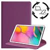 Funda Giratoria 360 Violeta Galaxy Tab A 8