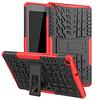 Carcasa Antigolpes Armor Rojo Galaxy Tab A 8
