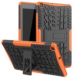 Carcasa Antigolpes Armor Naranja Galaxy Tab A 8