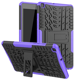 Carcasa Antigolpes Armor Violeta Galaxy Tab A 8