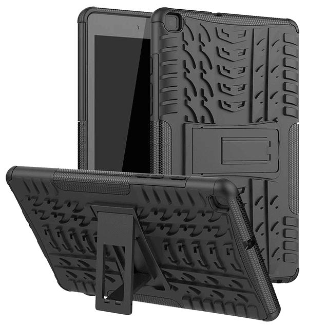 Carcasa Antigolpes Armor Negro Galaxy Tab A 8