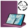 Funda Giratoria 360 Violeta Lenovo Tab M8 8