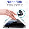 Lamina Mica Hidrogel + Carcasa Transparente Samsung S21 Ultra 5G