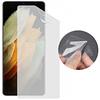 Lamina Mica Hidrogel Flexible Nanofilm Tpu Samsung S21 Ultra 5G