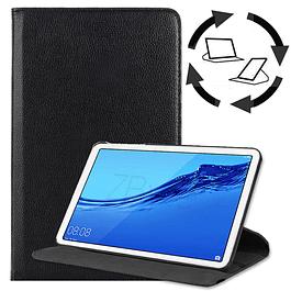 Funda Giratoria 360 Negro Huawei Mediapad T5 10.1