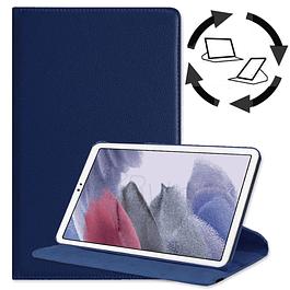 Funda Giratoria 360 Azul Marino Galaxy Tab A7 Lite 8.7'' T220 T225