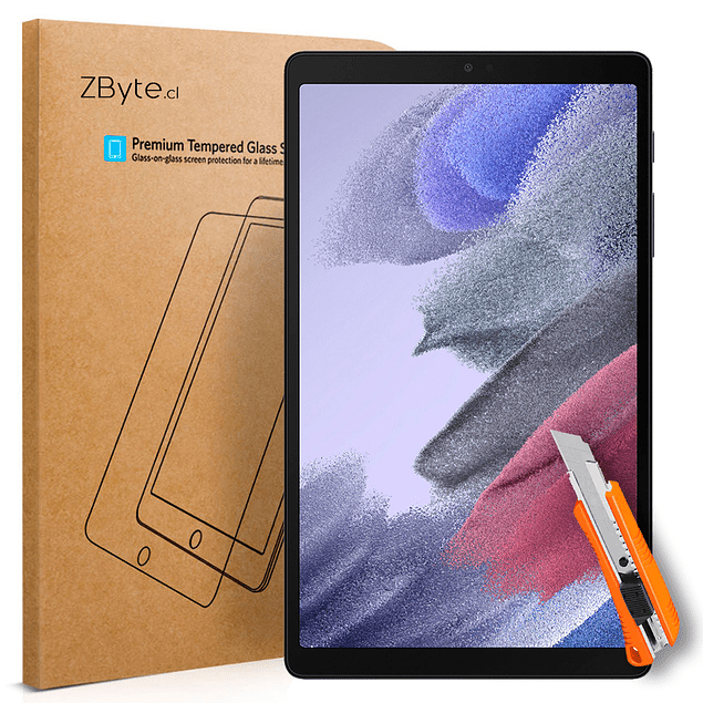 Lámina Mica Vidrio Templado Galaxy Tab A7 Lite 8.7'' T220 T225