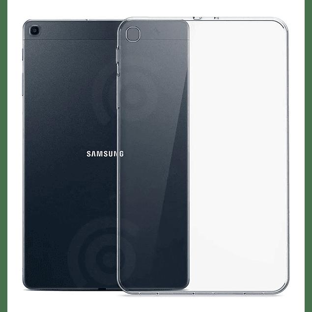 Carcasas Transparente TPU Galaxy Tab A 10.1'' T510 T515