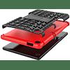 Carcasa Antigolpes Armor Rojo Galaxy Tab A7 Lite 8.7