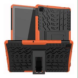 Carcasa Antigolpes Armor Naranja Galaxy Tab A7 Lite 8.7