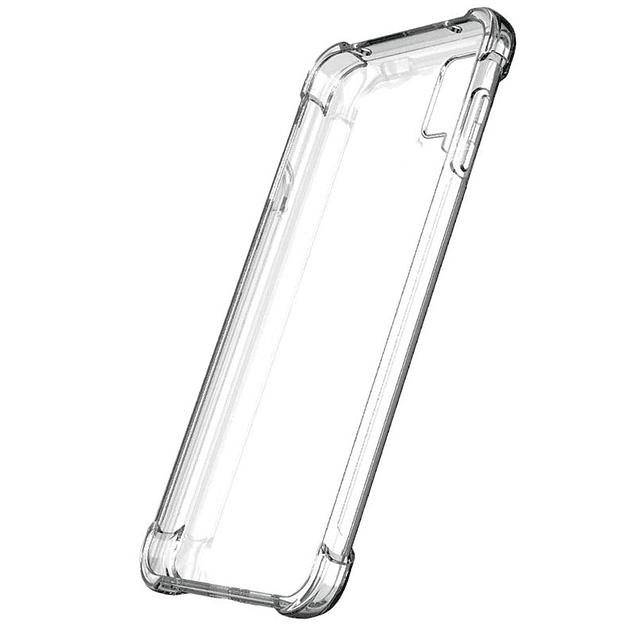 Carcasa Transparente Reforzada TPU Samsung Galaxy A22 4G