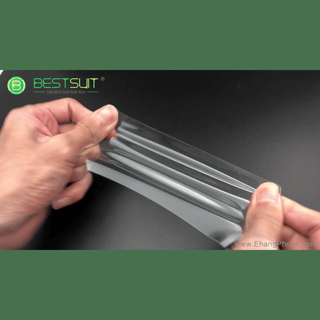 Pack X3 Mica/lamina Protectora Nano Film Full S10 S10e S10+