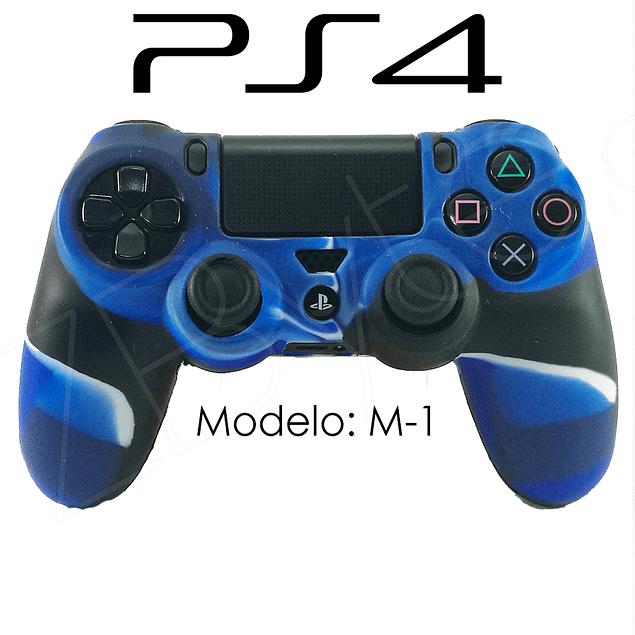 Silicona PS4 Modelo M1+