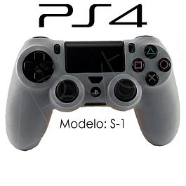 Silicona PS4 Modelo S1 + Análogos
