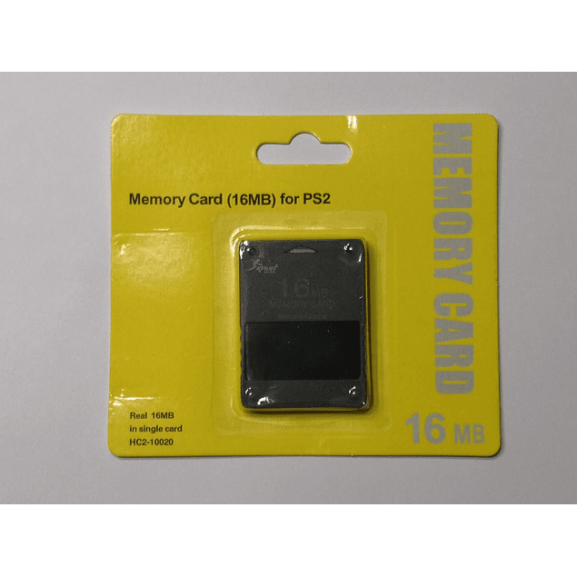 Memory Card Memoria PS2 Play Station 2 16MB