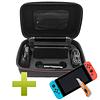 Bolso Maleta Viaje para Nintendo Switch + Vidrio