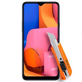 Vidrio Templado Samsung Galaxy A20s