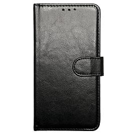 Carcasa Flipcover Negro Premium Samsung Galaxy A10s