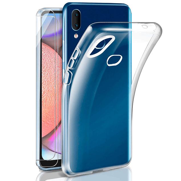 Carcasa Transparente Ultra Thin Samsung Galaxy A10s
