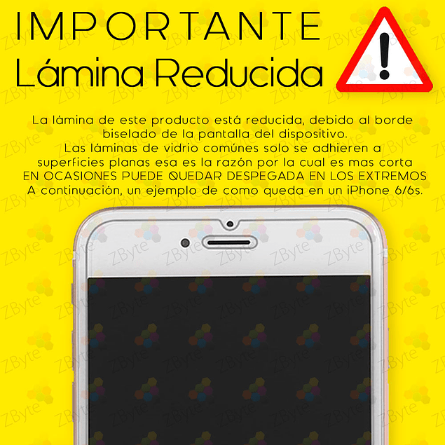 Lámina Mica Vidrio Templado iPhone XS Max