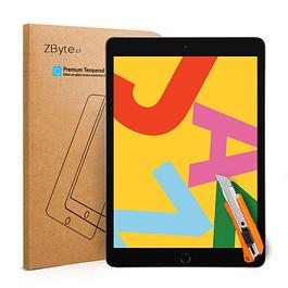 Lámina Mica Vidrio Templado iPad 10.2 2019 7ma Generación