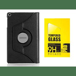 Pack Funda 360 + Mica Vidrio Galaxy Tab A 8