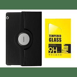 Pack Funda 360 + Mica Vidrio Templado Huawei T3 10