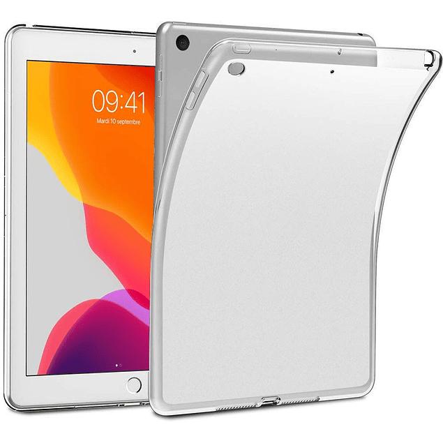 Carcasa Protector Semi-Transparente iPad 10.2 2019 7ma Generación