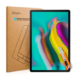 Lámina Mica Vidrio Templado Galaxy Tab S5e 10,5