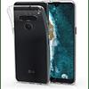 Pack Carcasa Transparente Premium 2mm + Mica Vidrio LG K50s
