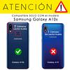 Pack Carcasa Transparente Ultra Thin + Mica Vidrio Samsung Galaxy A10s