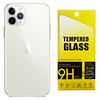 Pack Carcasa Transparente + Mica Vidrio iPhone 11 Pro