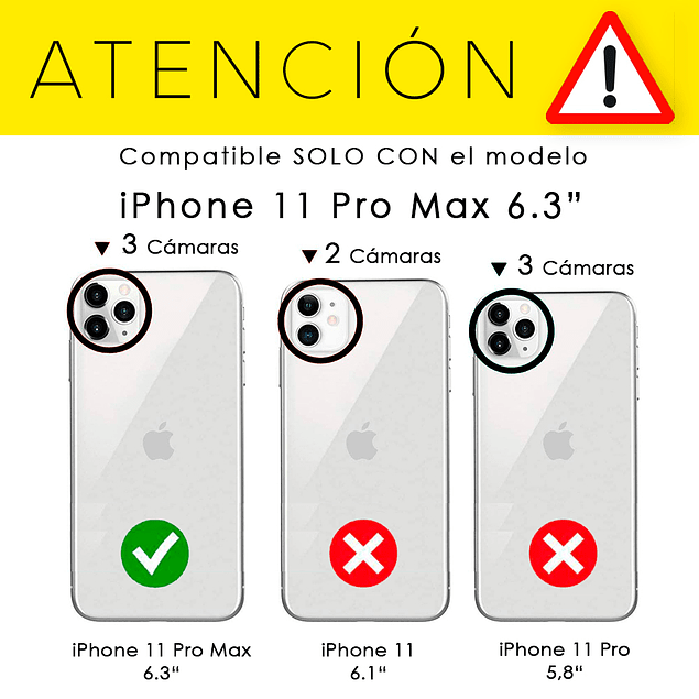 Carcasa Rojo Silicona Logo Apple iPhone 11 Pro Max